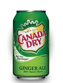 Canada Dry Ginger Ale